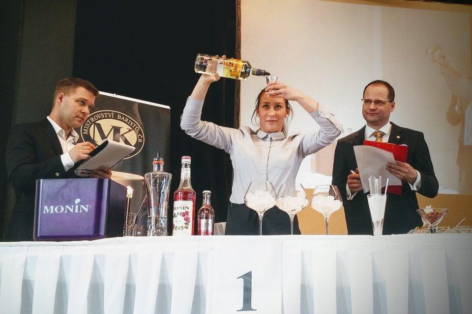Nejkreativnější drink z Krakovské