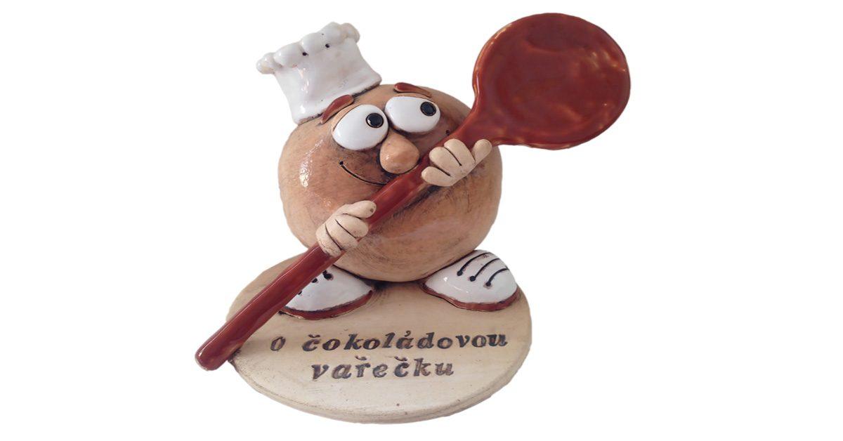 Čokoládová vařečka