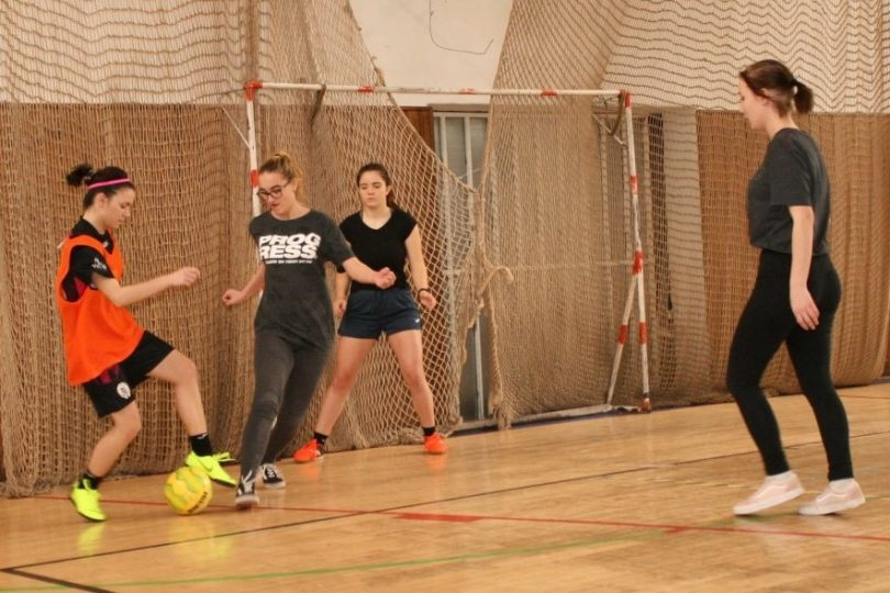 Futsal Krakovská
