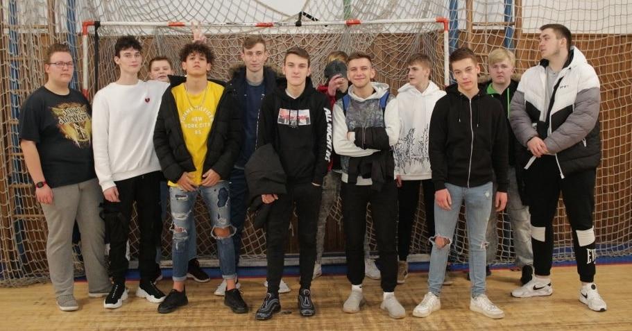 Futsal nás baví
